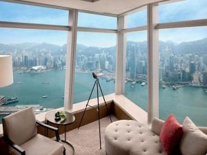 Ritz Carlton Hong Kong